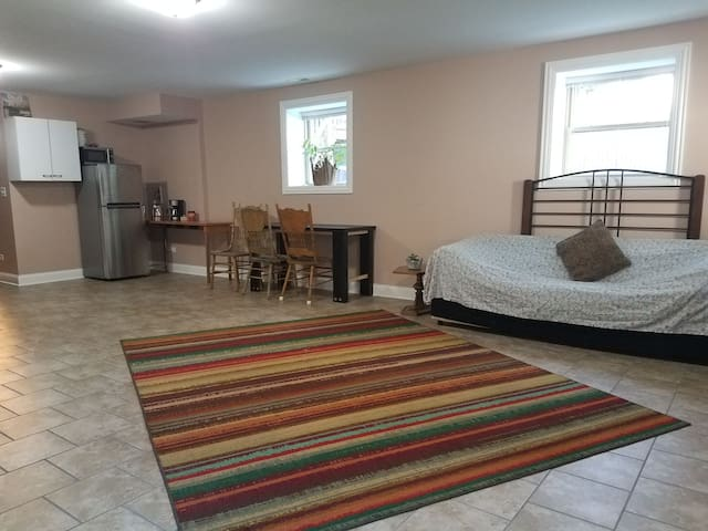 Cozy bed 15 Mins to Ohare|Downtwn