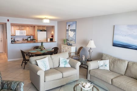 Central Florida Newly Renovated Beachfront Condo