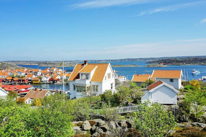3 personas casa en Gullholmen