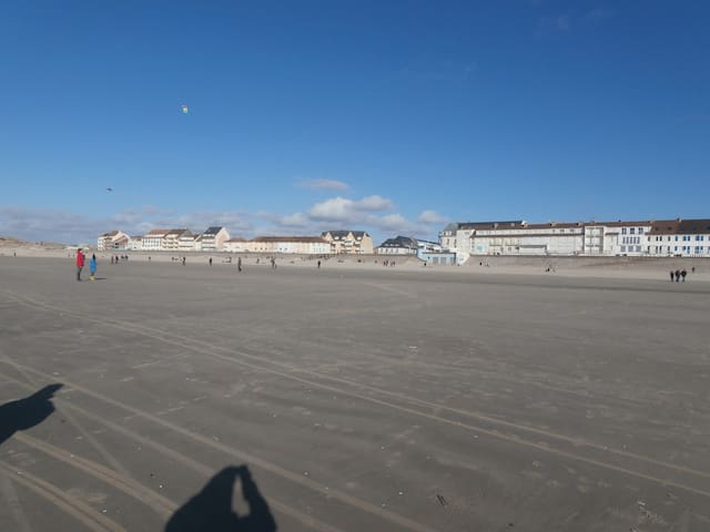 Appartement 41 m2 à 400 m de la plage - Fort-Mahon-Plage - Apartemen