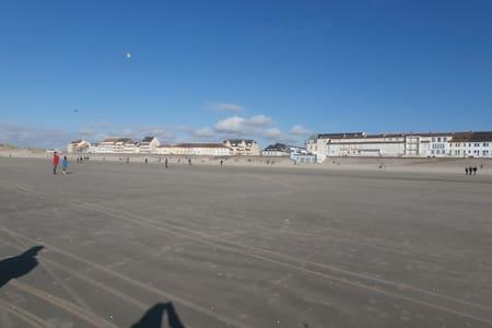 Appartement 41 m2 à 400 m de la plage - Fort-Mahon-Plage - Διαμέρισμα