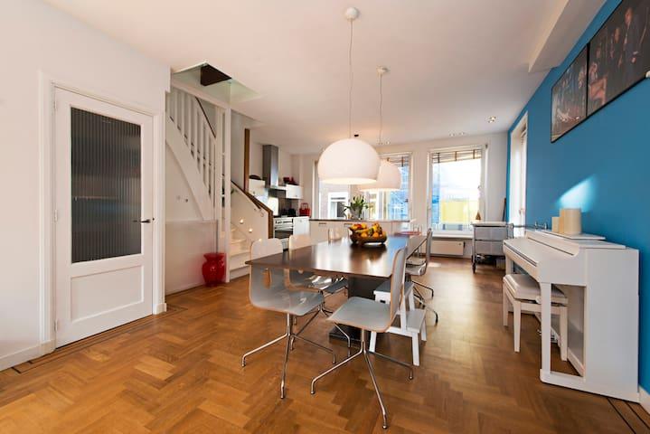 Stunning three level apartment in Amsterdam Centre - Amesterdão - Apartamento