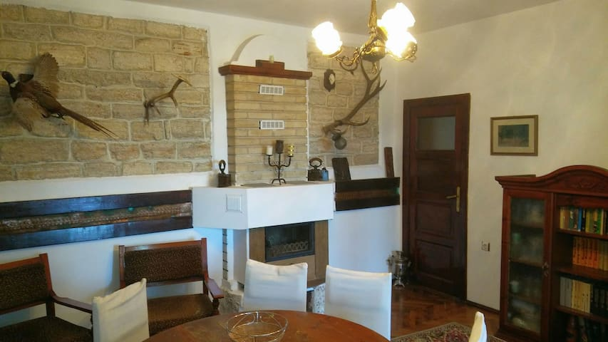 Stone House - Balchik - Hus