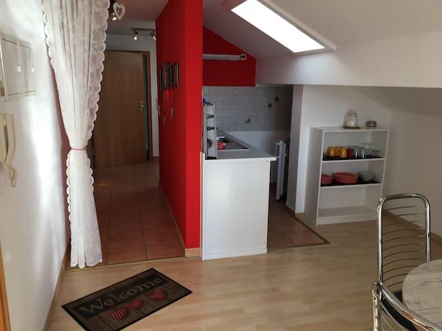 Allgäutraum Ferienwohnung 2 bei Kempten - Durach (bei Kempten) - Apartament
