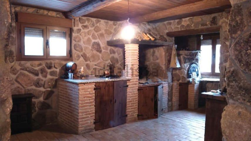 Casa rural con encanto en Guadalajara - Galápagos - House