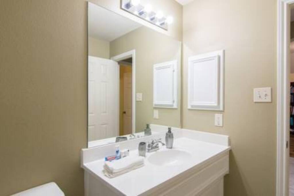 Clean sink rm#1