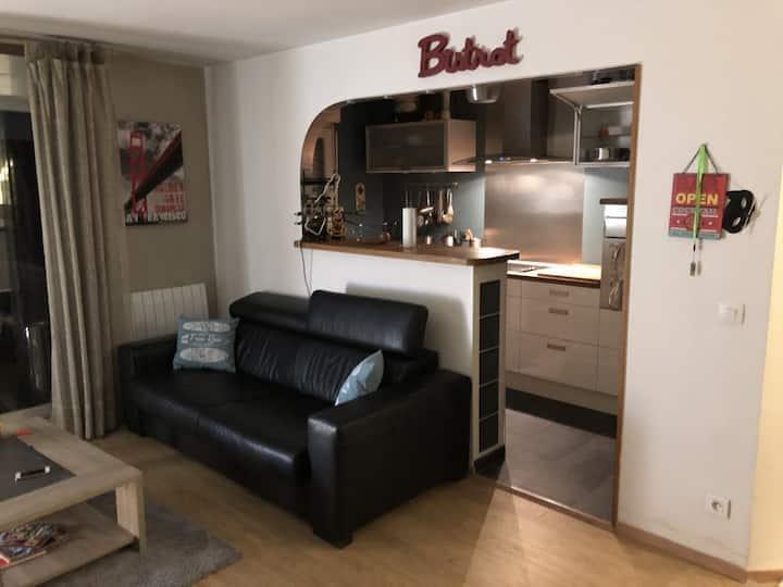 Appartement F3 partagé tout confort