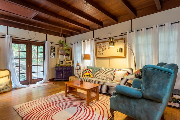 The Stratton House: Cozy, quirky, and swoon-worthy - Portland - Dom