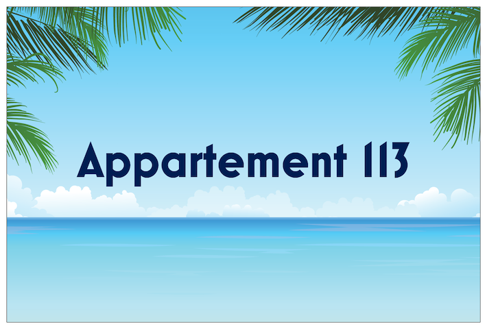 Appartement 113
