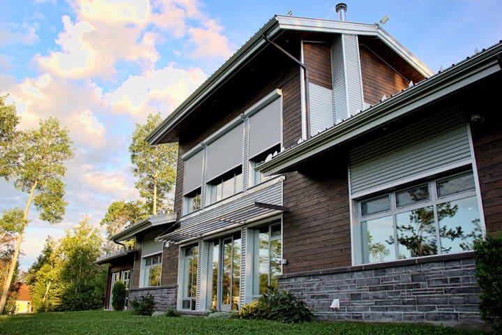 Luxueuse maison écologique - Saguenay - 一軒家