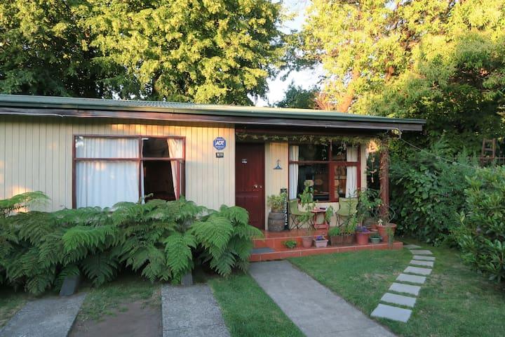 Alojamiento en casa de familia - Pucón - Haus