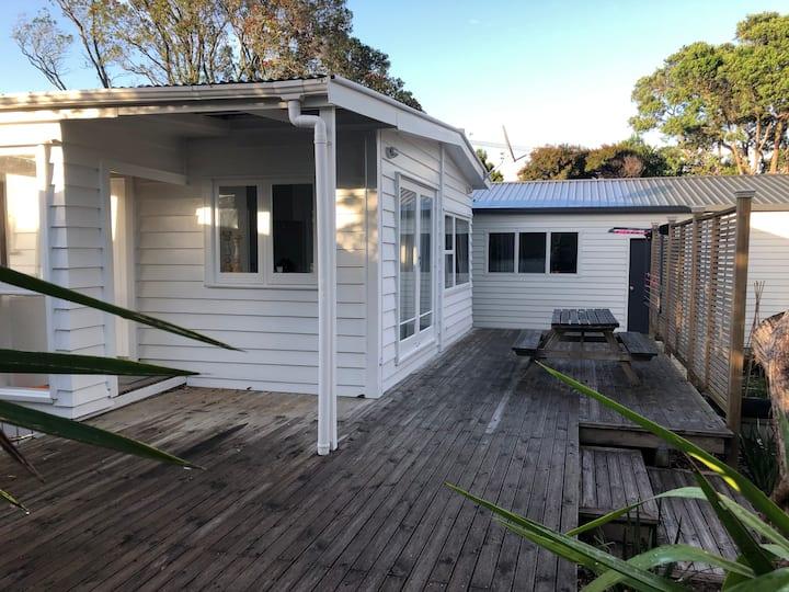 Kiwiana Cottage - Mangawhai Heads 1 Ellen Street