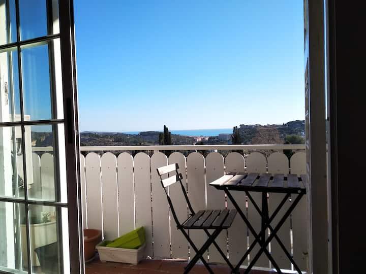 Apartamento con vista a Tarragona