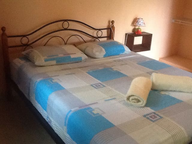 Bed and Breakfast in Las Lajas - Lajas Adentro