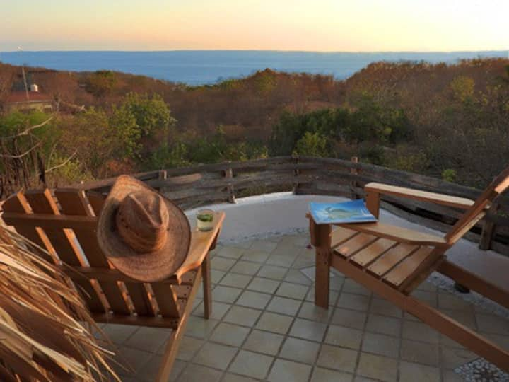 Casa de la Herbolaria, 180° oceanview, privacy.