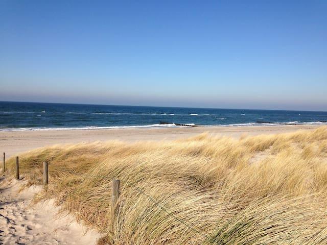 WARNEMÜNDE -  in 5 Min zu Fuß am Strand - Rostock - Condomínio