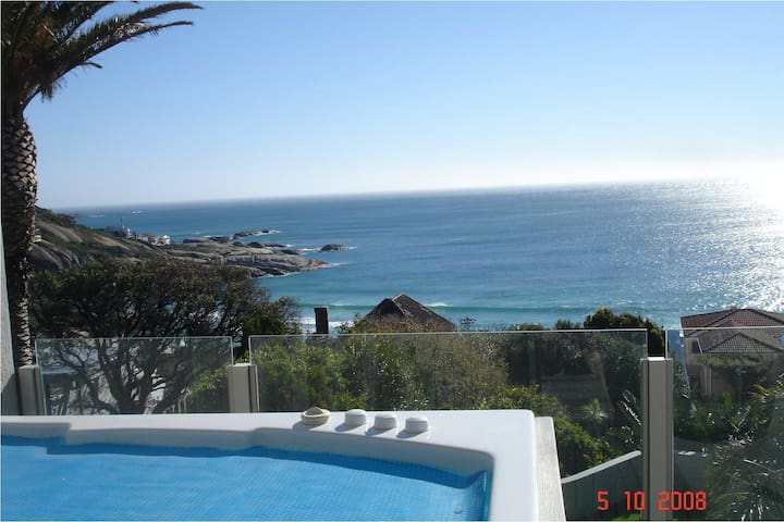 Stunning Ocean View Penthouse - Kaapstad - Appartement