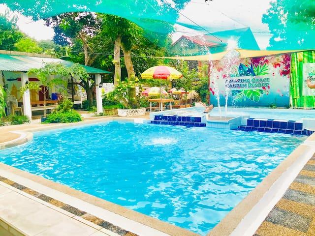Overflowing Grace Garden Resort & Events Place