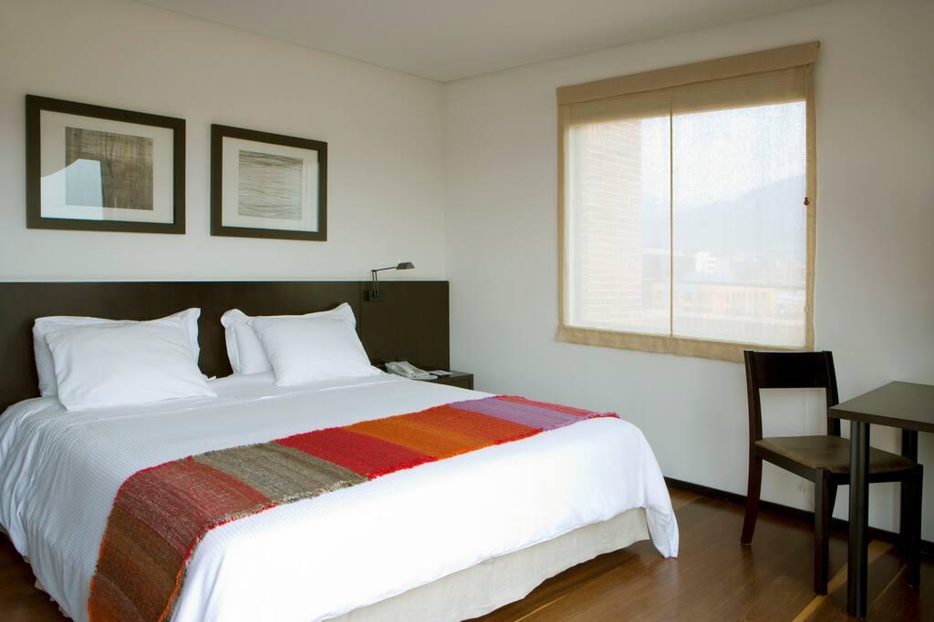 Habitación - Bedroom
