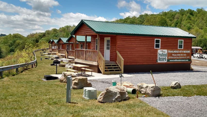 Trailhead ATV Resort - Bluefield - Cottage