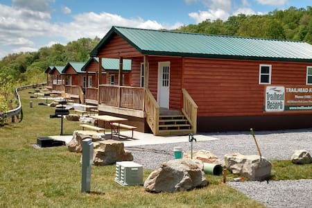 Trailhead ATV Resort - Bluefield - Zomerhuis/Cottage