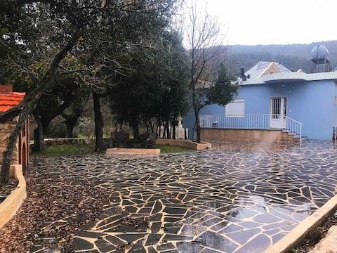 """""""Kobayat Oaks"""" private  house in North-lebanon"""
