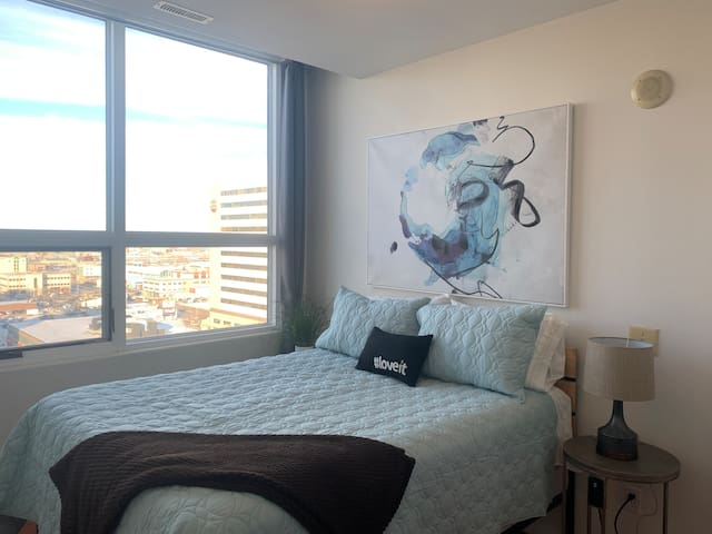 Room in Executive Downtown High Rise Condo!