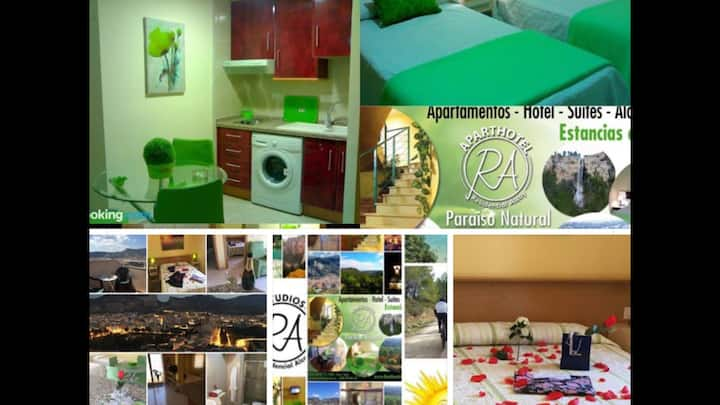 Apartamento Suite RA 4 Pax Terraza