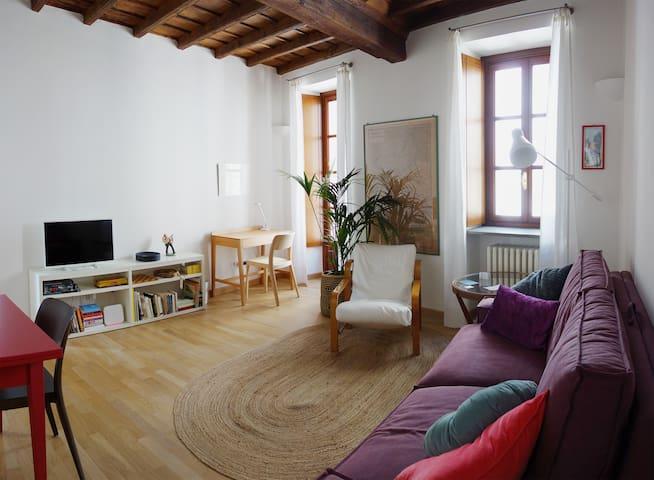 Soggiorno/sala da pranzo - Living/dining room