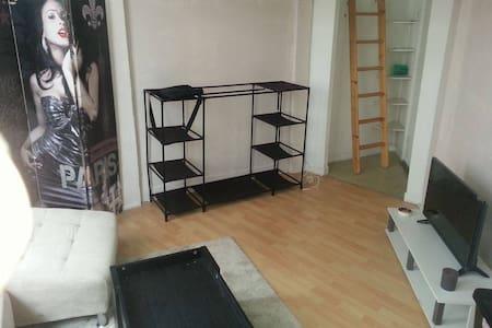 Appartement Chic - Centre ville Lille - Apartamento
