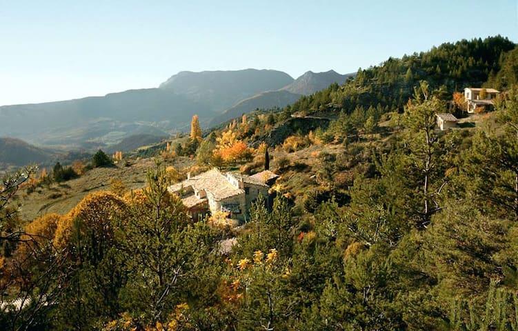 Ferienhaus i. d Bergen der Provence - Cornillac - Huis