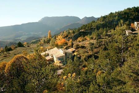 Ferienhaus i. d Bergen der Provence - Cornillac