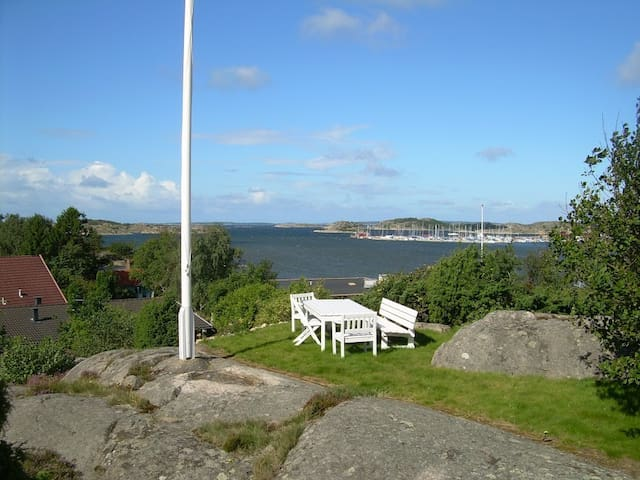 Sea view in Billdal - Göteborg - Huis