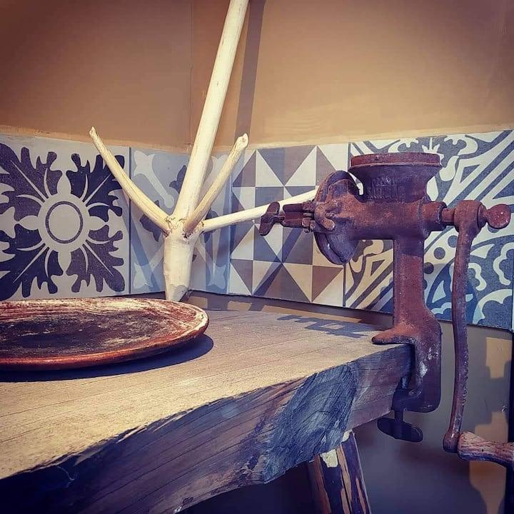Cabaña del Tule: La vida campirana y moderna