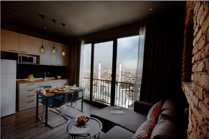 Cityloft 161,  City View Suite / Ataşehir