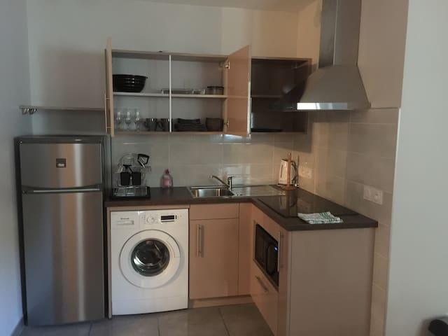 Appartement neuf, centre ville proche commodités - Annemasse - Daire