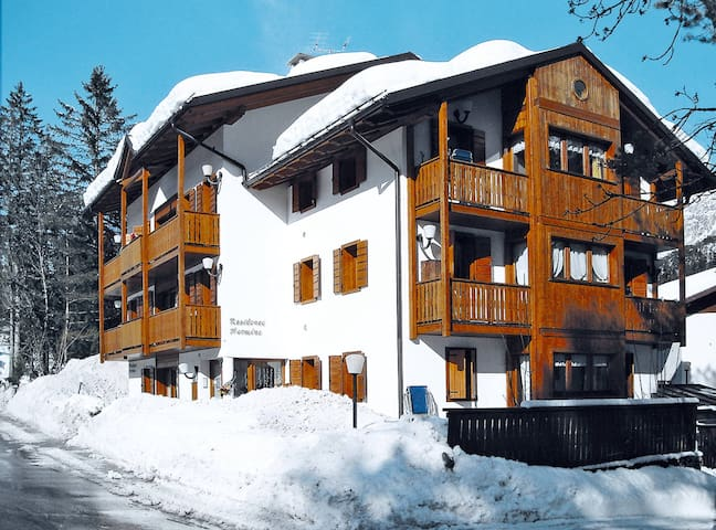 Apartment Residence Hermine I for 4 persons in Borca di Cadore