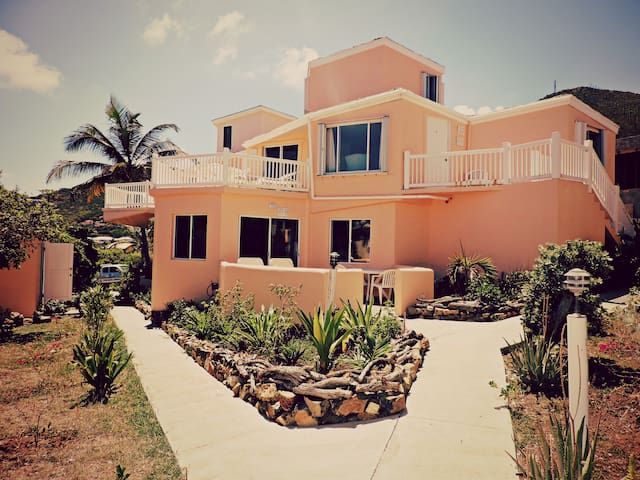 Paradise Villa: One-Bedroom - Philipsburg - Vila