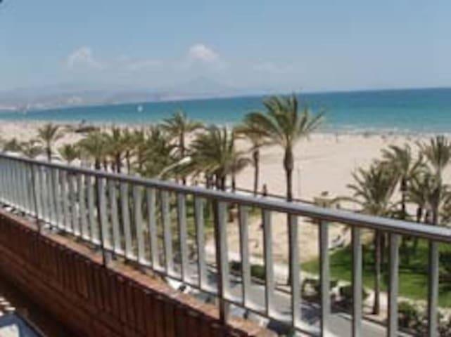 Vistas al mar - Playa de San Juan - Alacant - Apartment