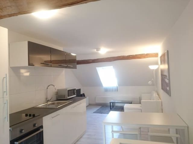 Budget price for a top location, new and cosy - Maastricht - Daire
