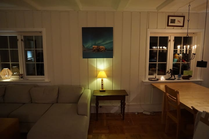 Close to Oslo centre and the beach - Hvalstad - Apartamento