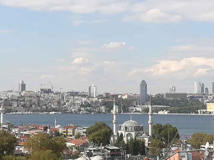Bosphorus View / Boğaz Manzaralı