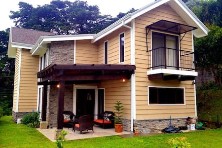 Room in beautiful Mountain House 2 - San Isidro - บ้าน