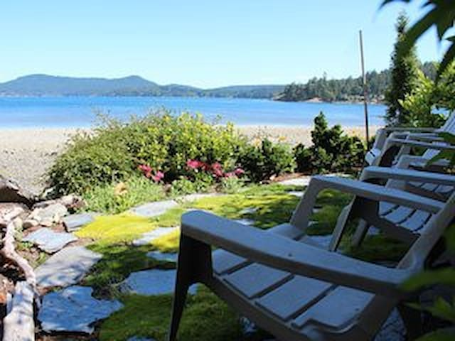 Westburn Seaside Cottages- Willow Cottage - Sooke - Kulübe