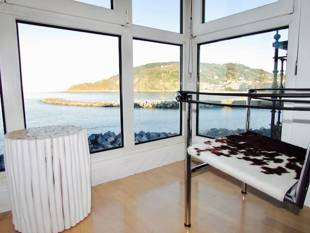 Astonishing Views | Old Town, Seafront. - Donostia-San Sebastián - Apartment