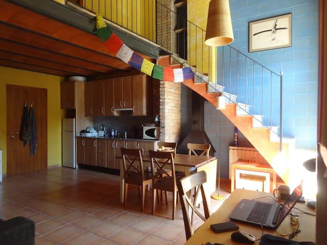Dúplex a camarasa - Special for climbers - Camarasa - House