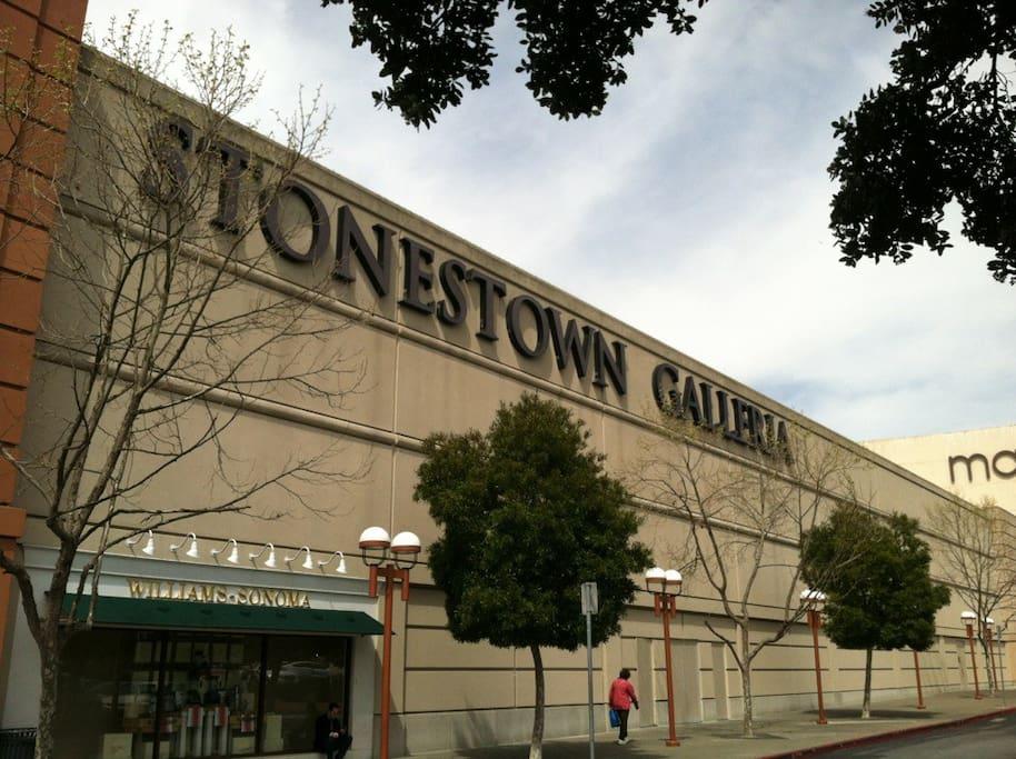 Photo of Stonestown Galleria in Lakeshore