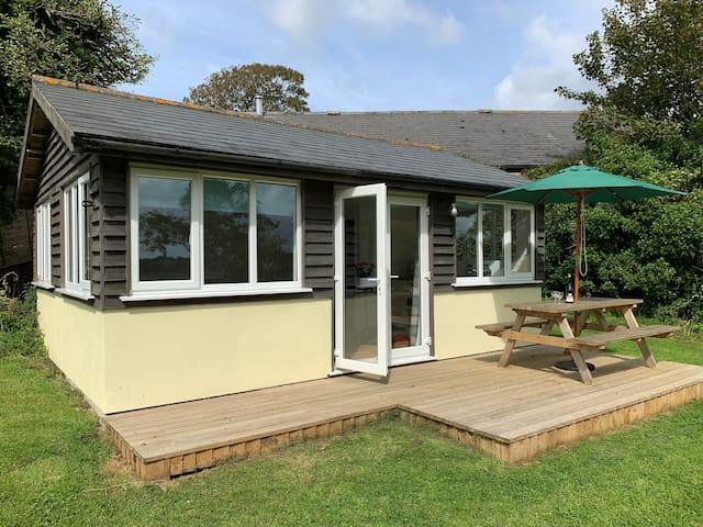 The Chalet, a rural retreat close to Truro