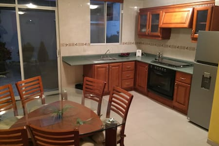 Comfortable house in condo - Guadalajara - Hus