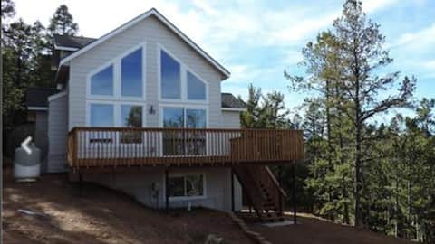 Woodland Park Cabin